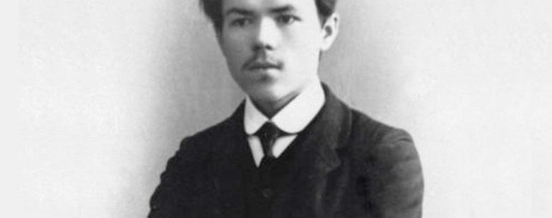 Abb: ein cooler Bursche – der junge Nikolai D. Kontratjew.